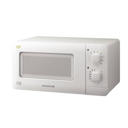 Daewoo Qt1 Compact Microwave Oven 14l 600w White: Daewoo QT1 Countertop 14L 600W White Microwave