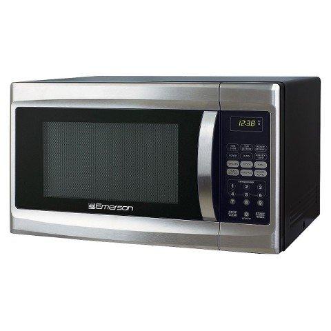 Emerson Mwg1337sb 1 3 Cu Ft 1000 Watt Touch Control